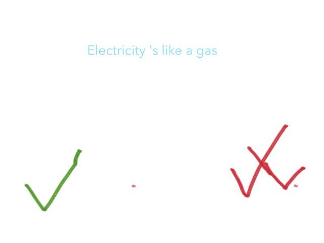 Electricity by Thomas Jefferson