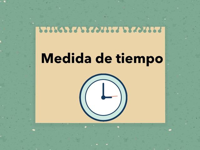 Medida de tiempo by Daniel Rodríguez