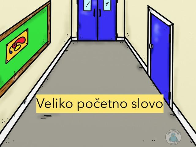 Veliko početno slovo - 7.r.  by Borka Sladonja