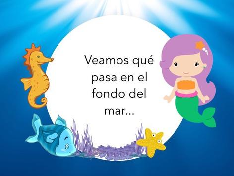 Oraciones De 2 Palabras Y Las Sirenas by Marcela Frias Pfeiffer