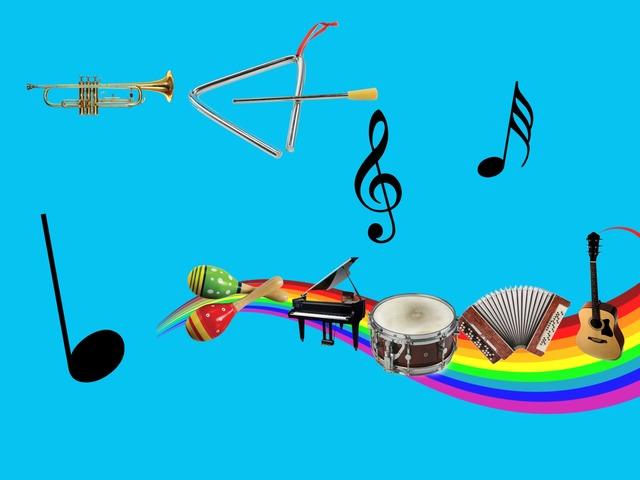 Les Instruments De Musique  by Lin