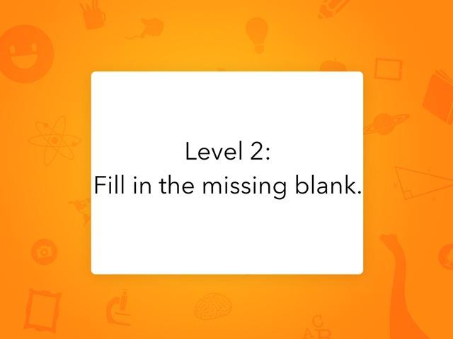 Level 2 by Rashidah Sani
