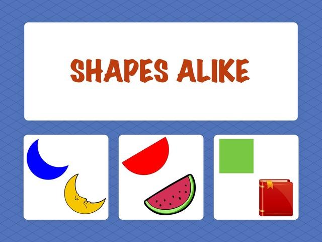 Shape Alike by Hadi  Oyna
