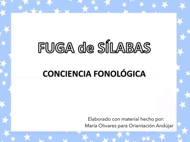 FUGA DE SÍLABAS by Zoila Masaveu