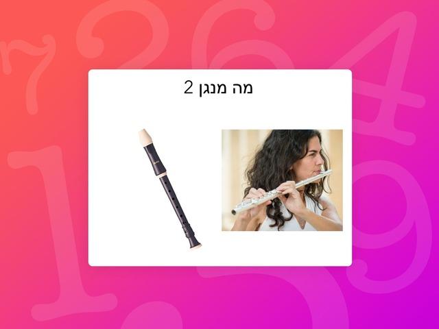 מה מנגן 2 by Yael Eilat