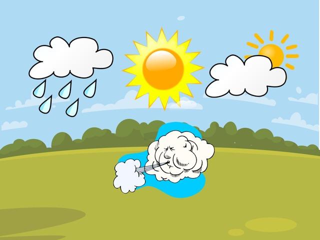 Weather Conditions  by Farah Alenezi