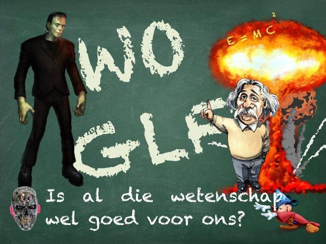 Wetenschapsoriëntatie GLF by Caspar Middeldorp