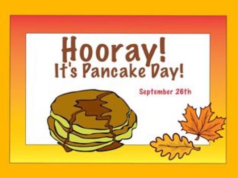 Pancake Day! by Ellen Weber