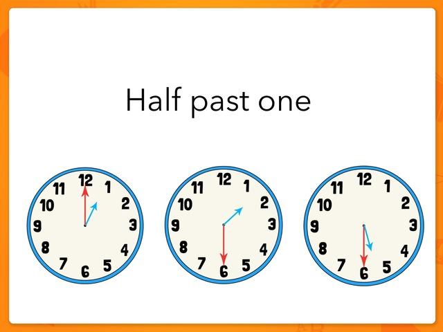 Half Past by Josephine Leung