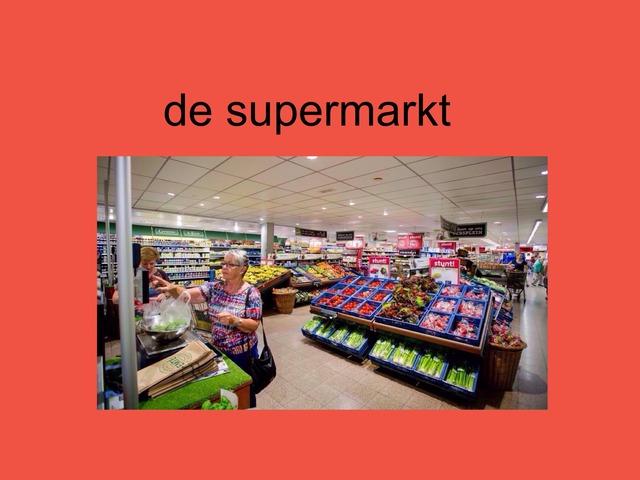 De Supermarkt by kirsten ket