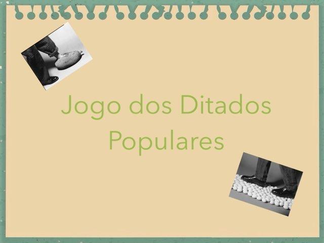 Jogo Dos Ditados Populares by Fernanda Sousa