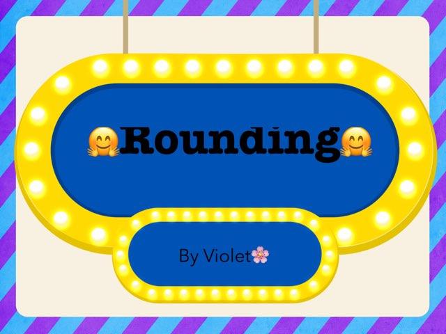 Rounding by John Ferrero