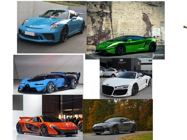 SUPER CARS  by moussa