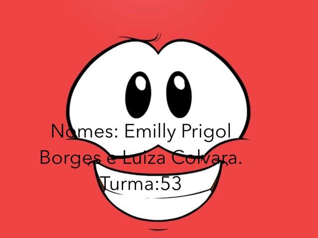 Emilly E Luiza Turma:53 by Rede Caminho do Saber