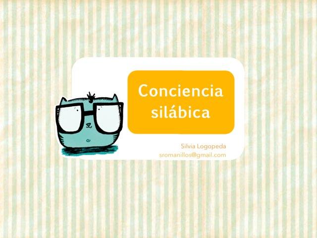 Conciencia Silábica by Silvia Romanillos