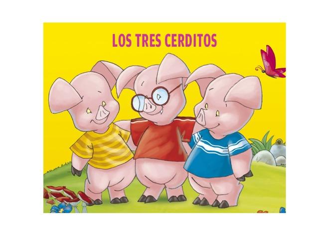 3 PORQUIÑOS by Bea SobradeloNine