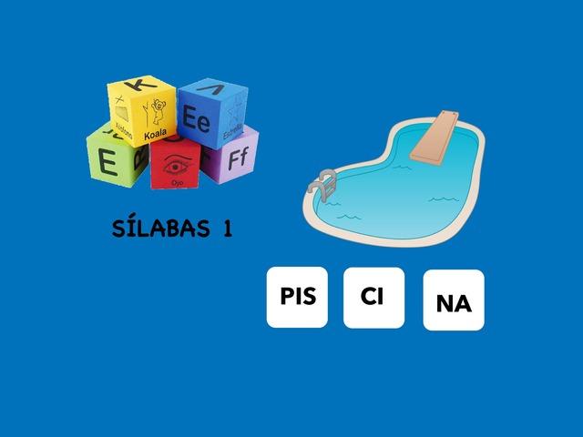 Construir Palabras Reconociendo Silabasf by Francisca Sánchez Martínez