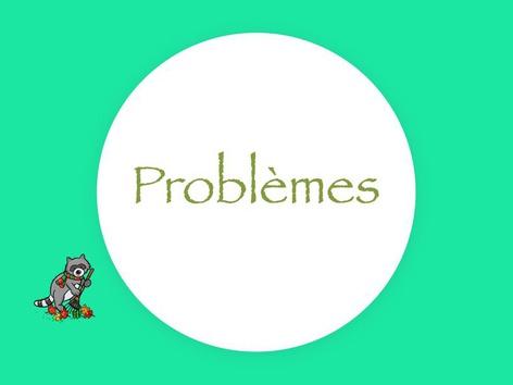 Problèmes Additifs Et Soustractifs CP by Marielle Bringer