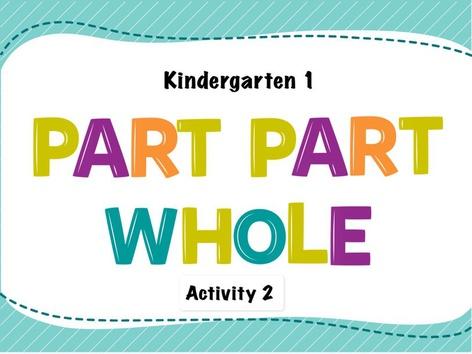 K1 part-part whole: Activity 2 by Tengku  Sarah