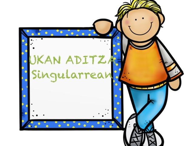 Ukan ADITZA Singularrean by Aiora Atutxa