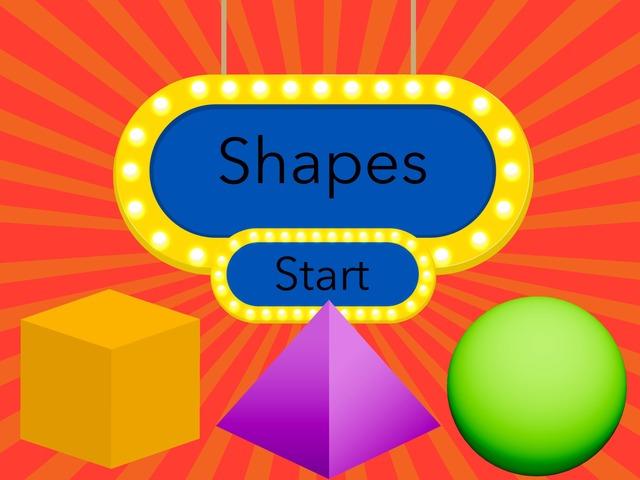 Shapes  by Ruby McClellan