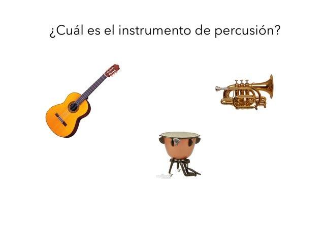 Instrumentos Musicales by Cristina Lopez
