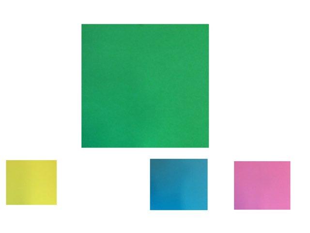 פאזל צבעים by Chen Noyman