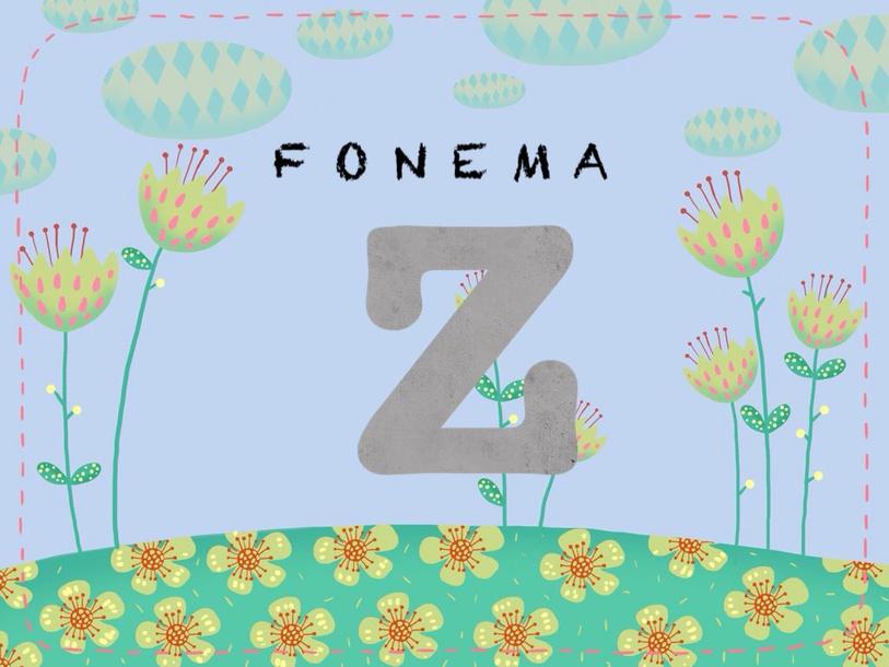 Fonema Z  by Renata Azeredo