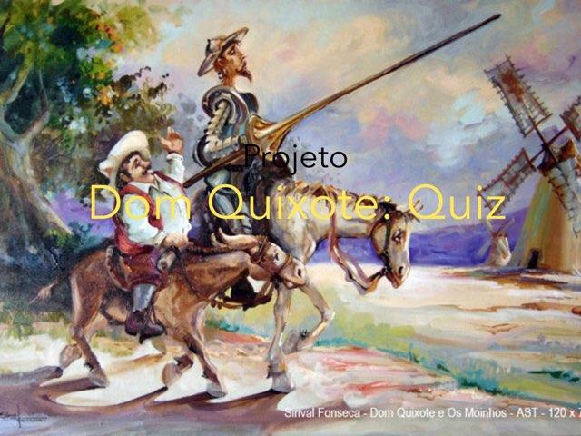 Dom Quixote Copy 6 by Rede Caminho do Saber