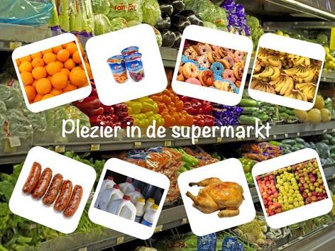 Plezier In De Supermarkt by Catherine Davies