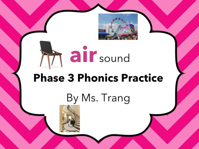 Air Sound Practice by Trang Quỳnh