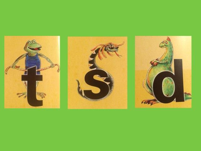 Skelne mellem T, S og D by Dorte Eriksen