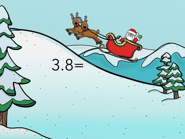 Multiplying With Christmas Characters by lama hussain al ibdah