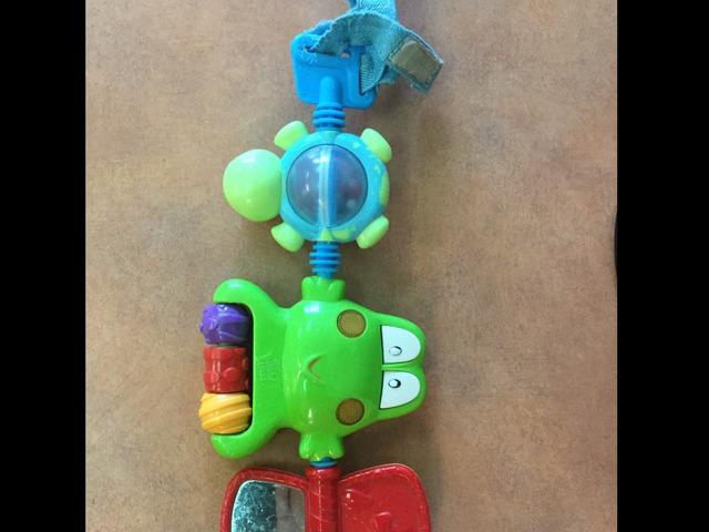 Alex's Toys by Kim Patten