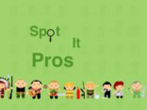 Spot It Pros! by Bristy Zakia