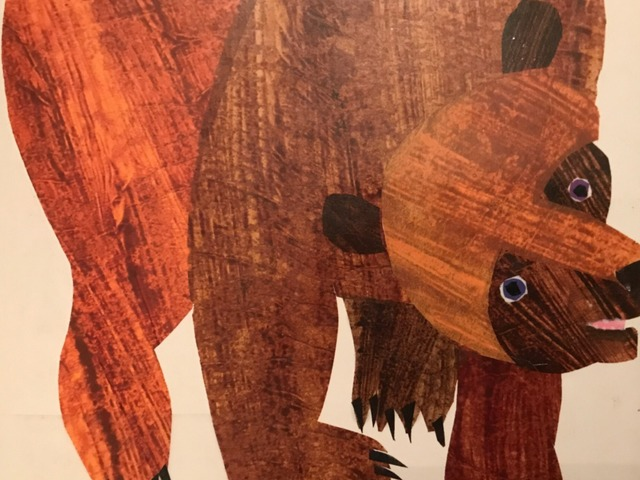 Brown Bear, Brown Bear, What Do You See? by Lori Board