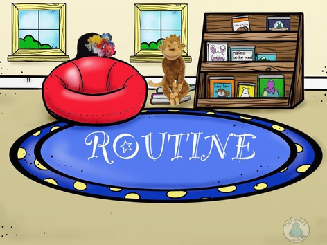 Routine by EEI BARRIONOVO