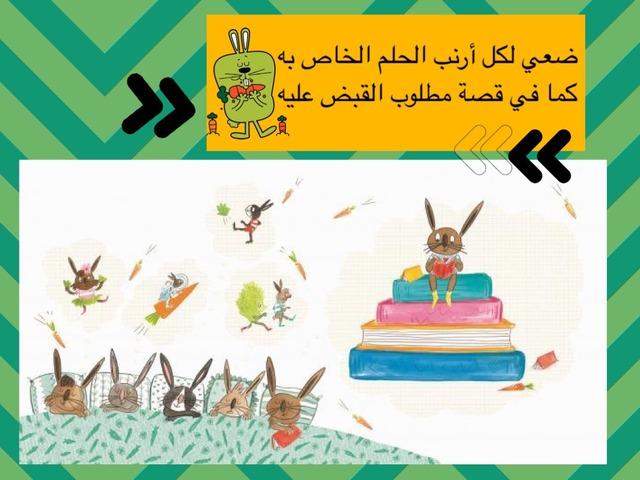 تعرفي على احلام الأرانب by maha yousef