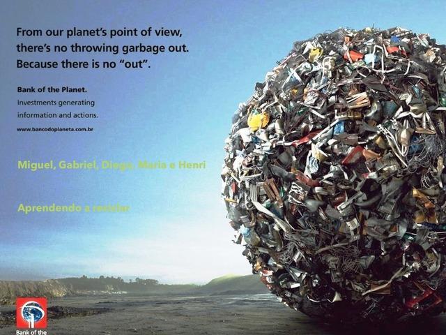 Aprendendo A Reciclar by l