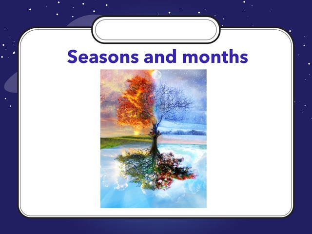 Seasons by Ilona Zaturskytė
