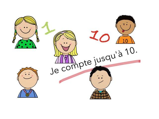 Je Compte Jusqu'à 10 by Coolmater Yb