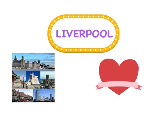 Liverpool by Mariola Medina