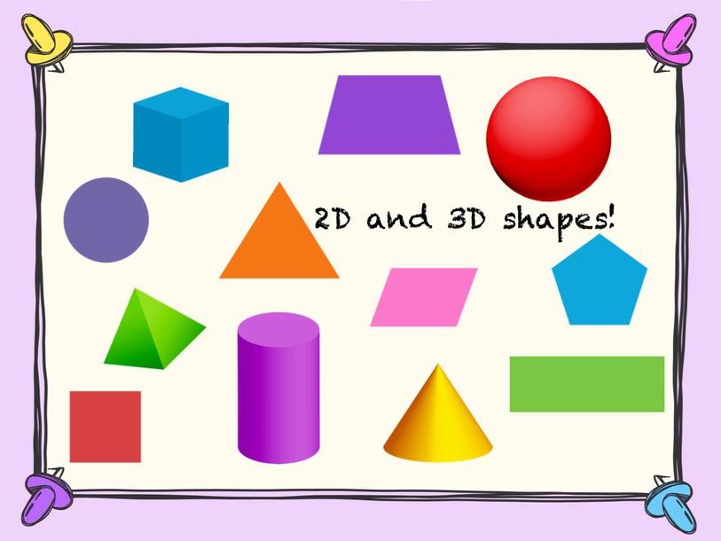 Shape Game by Danielle Romanini