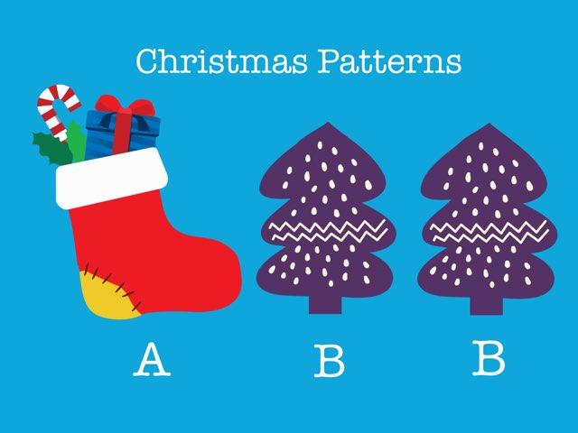 Christmas Patterns by Jennifer
