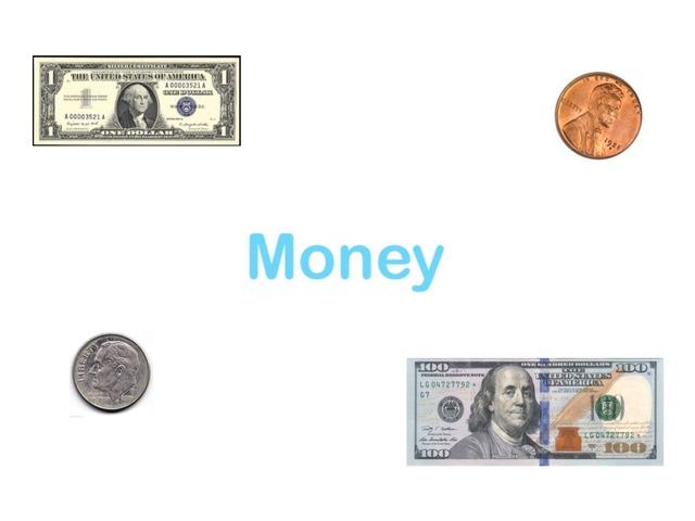 Money by Kimberly Lamoureux
