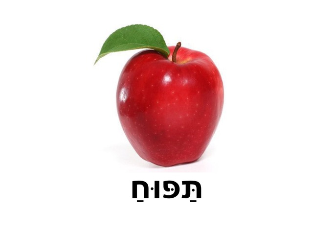 קריאה תפוח דבש by Sawsan kh