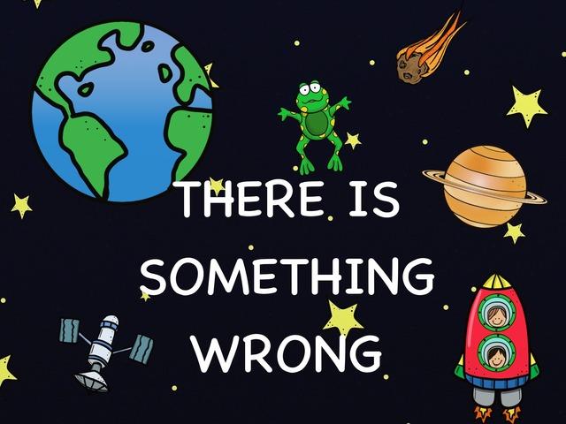 Something Is Wrong by Hadi  Oyna