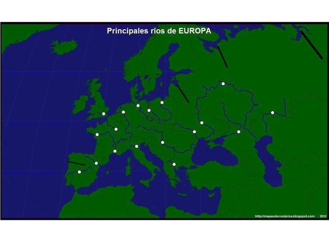 Los Rios De Europa  by Iker Cimadevilla Martinez