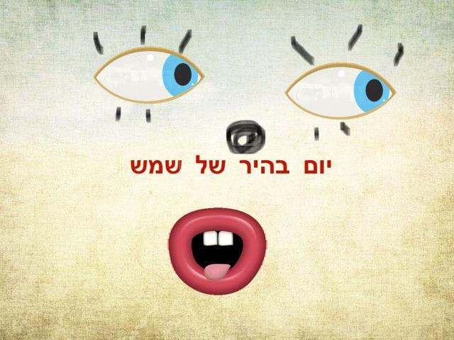 צורות  by Racheli Mazor