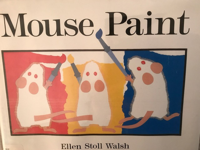 Mouse Paint (Continuous Read) by Lori Board